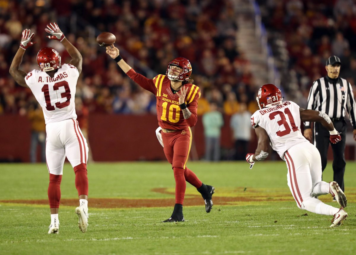 Sooners Hope To Outshine Cyclones At Home After Baylor Loss Kforcom