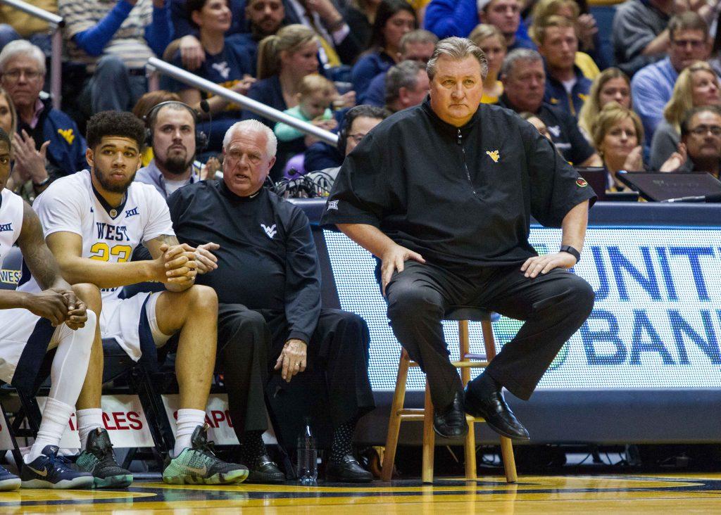 NCAA Basketball: Oklahoma at West Virginia ...