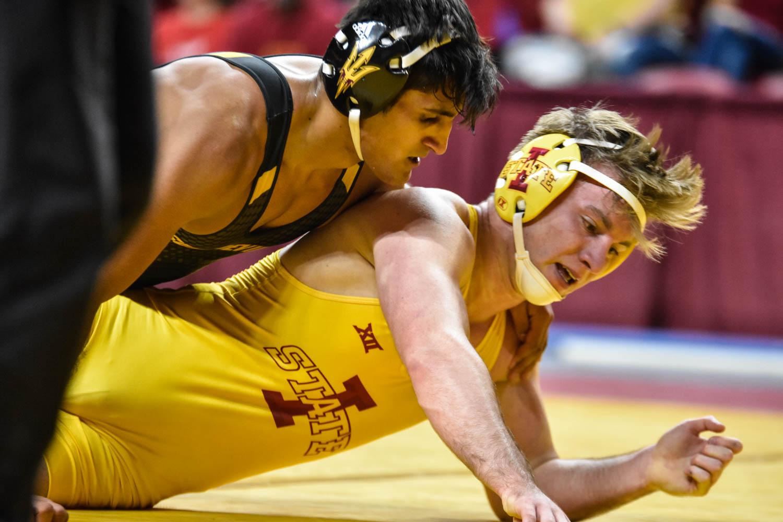 WRESTLING: Iowa State falls to Arizona State ...