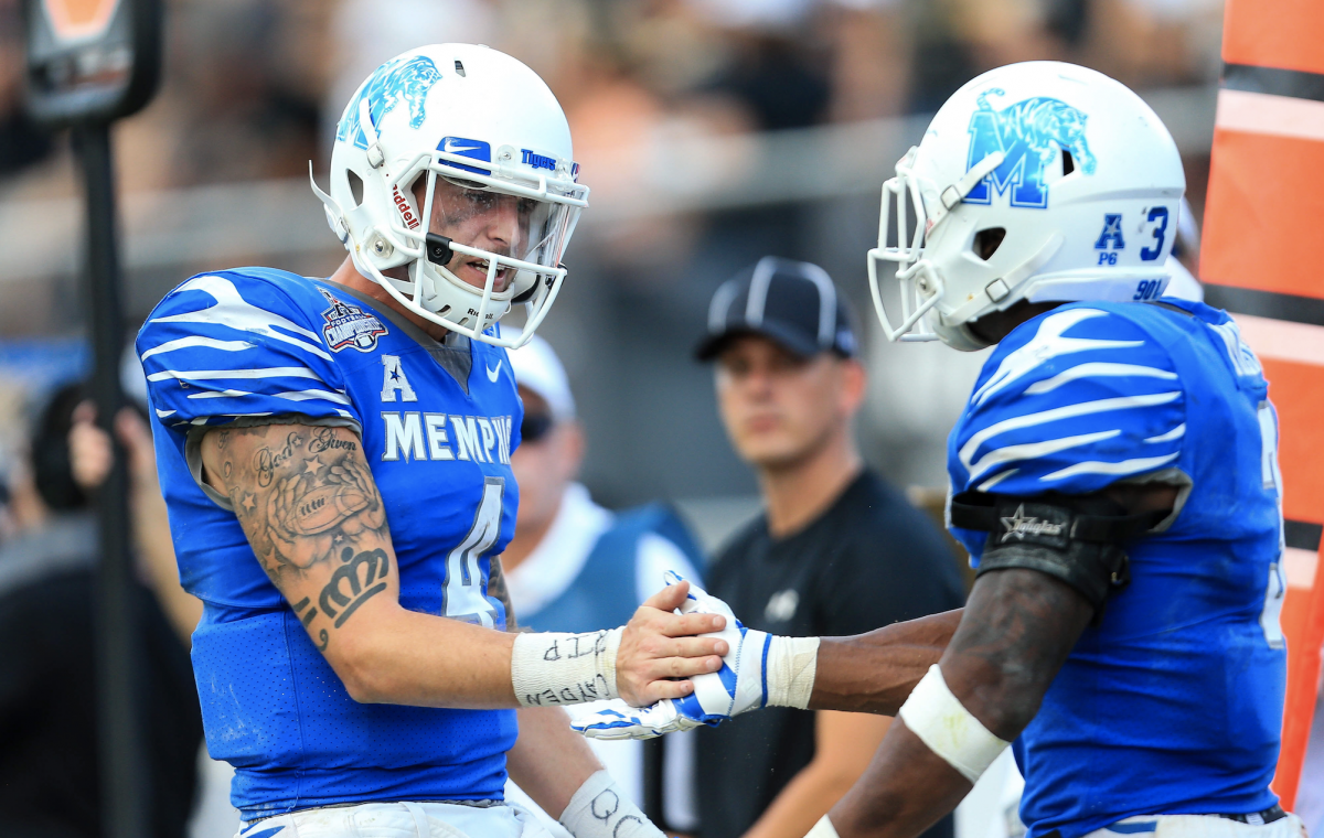 Analysis Scouting The Memphis Offense Cyclonefanatic Com