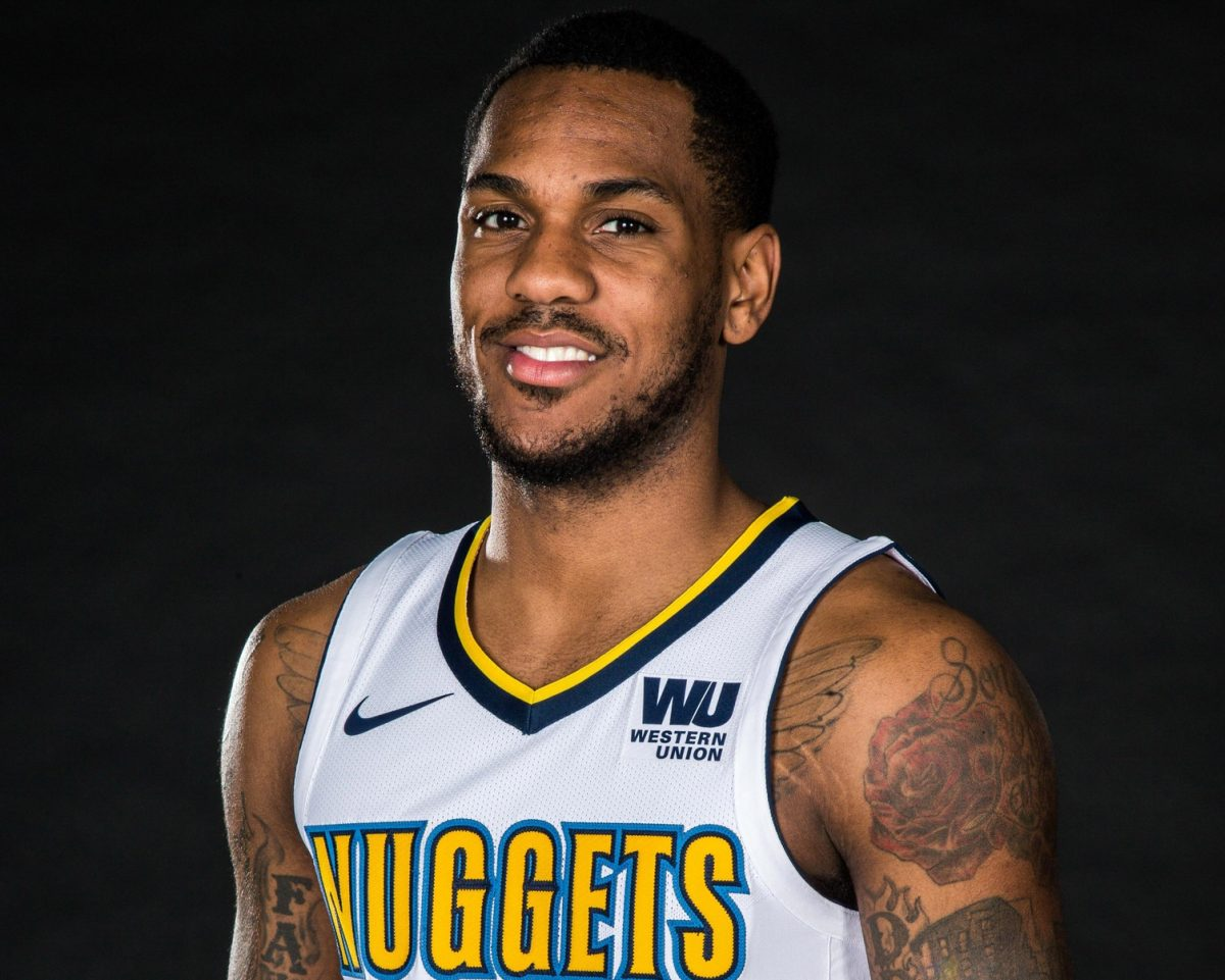 separation shoes e5212 3f628 Monte Morris called up to the Denver Nuggets for Sunday's ...