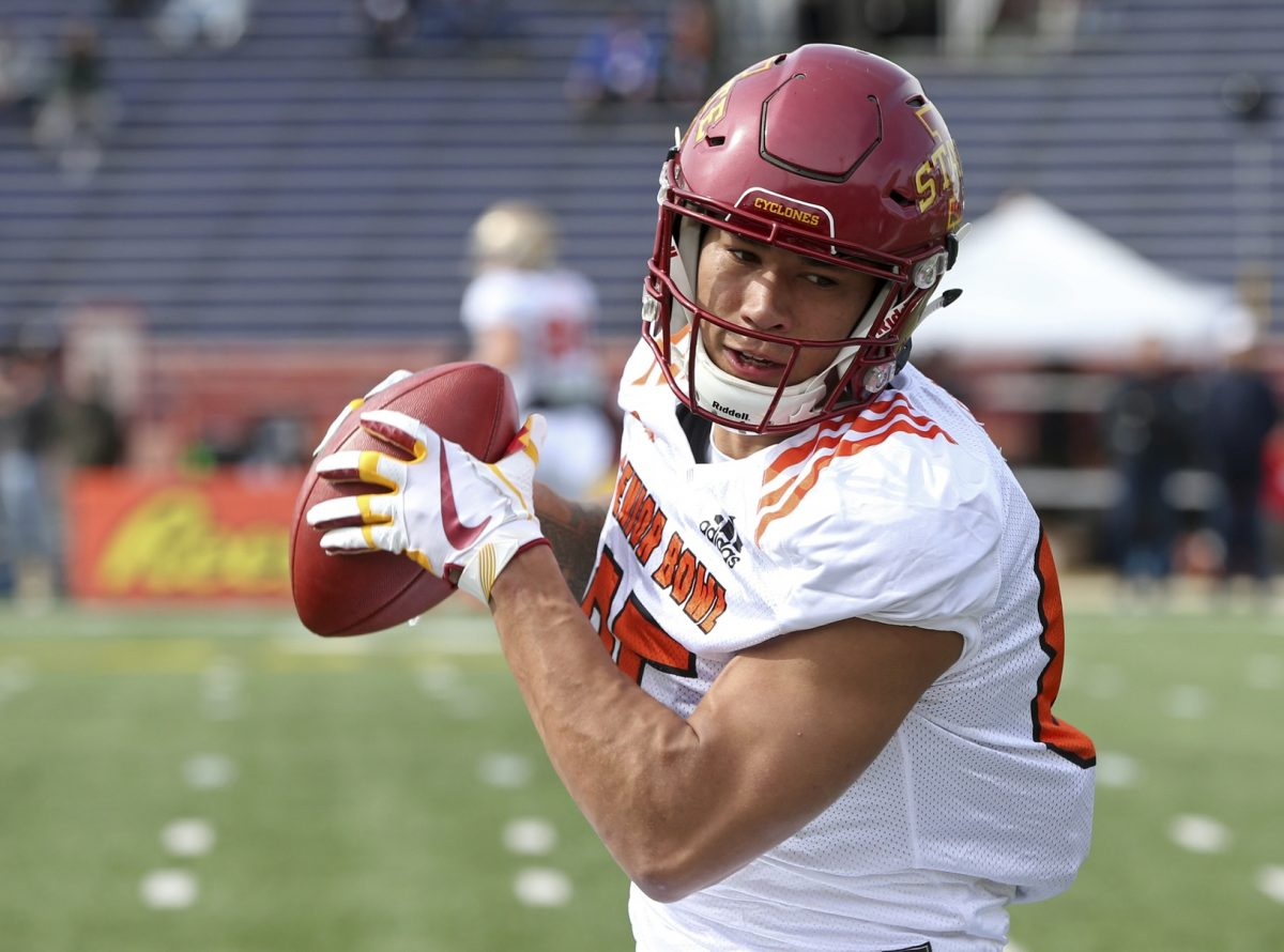 Monday Musings What Happened To Keep Allen Lazard From Being Drafted Cyclonefanatic Com Cyclonefanatic The Internet S Most Popular Site For Fans Of The Iowa State Cyclones