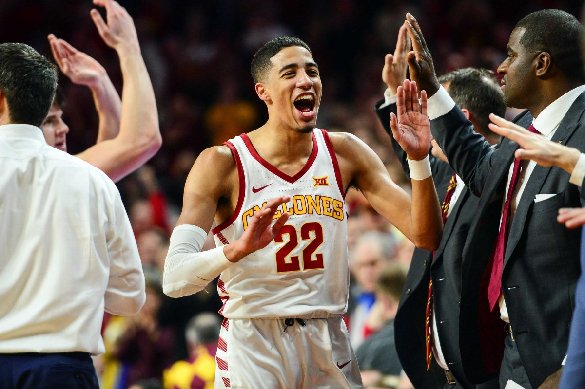HAALAND: Comparing the efficiency of Iowa State's ...