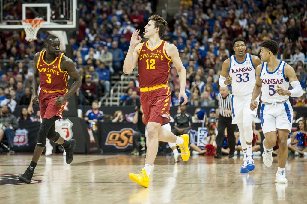 NCAA Basketball: Big 12 Conference Tournament-Iowa State ...