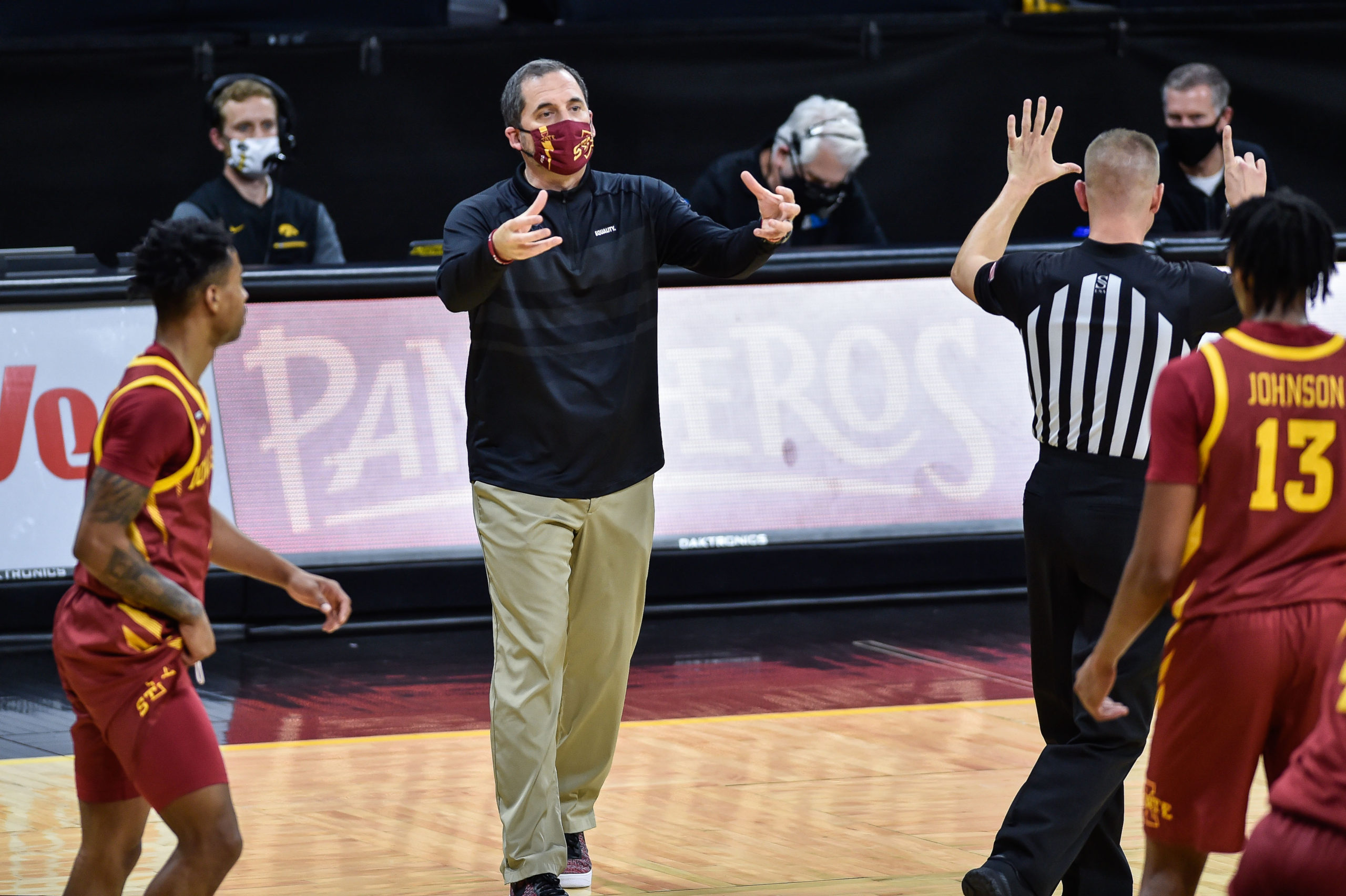 Iowa State on track to face Oklahoma State on Monday