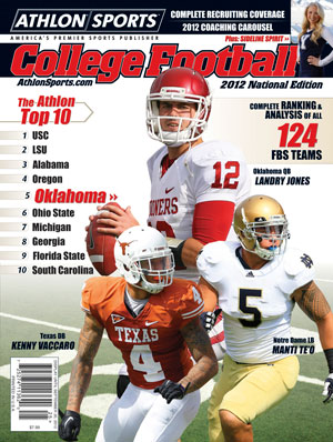 One On One With An Athlon Editor On The Cyclones Cyclonefanatic Com