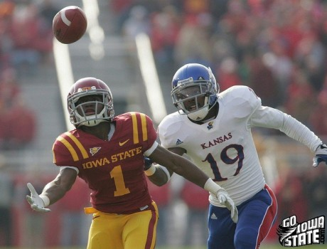 Jarvis West vs KU 2011 460x350