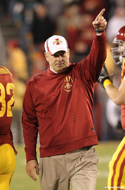 Paul Rhoads No