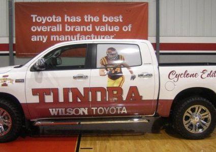 Wilson Toyota Ames >> Wilson Toyota Of Ames Page 6 Cyclonefanatic Com
