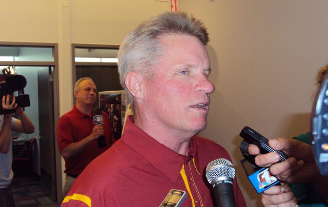 lg Bill Fennelly Interview