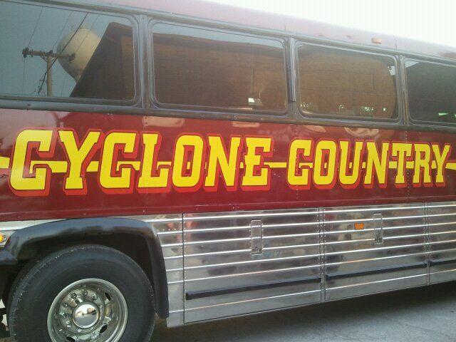 lg Cyclone bus