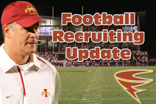 lg FOOTBALL RECRUITING UPDATE