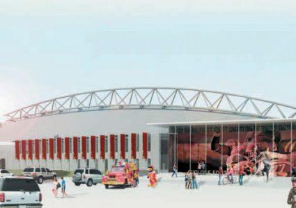 lg Football Facility