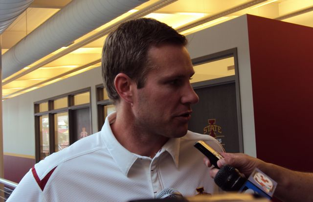 lg Fred Hoiberg Interview