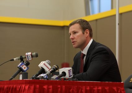 lg Fred Hoiberg Media Day 20111