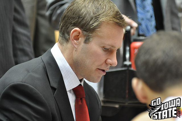 lg Fred Hoiberg close up vs Kennesaw St