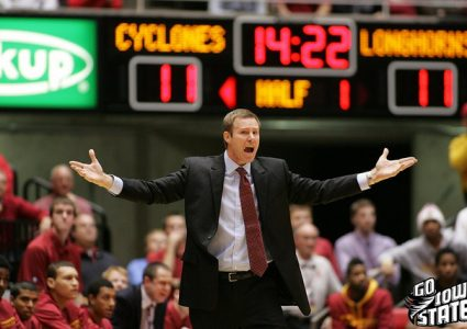 lg Fred Hoiberg upset vs Texas 20121