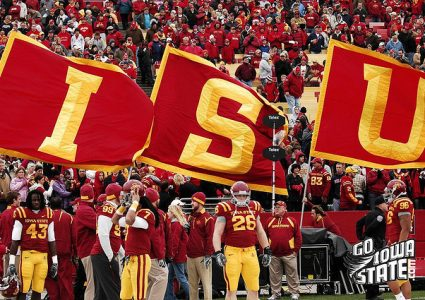 lg ISU Flags