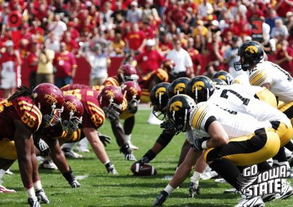 lg ISU vs Iowa lines
