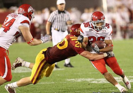 lg Jake Knott tackle vs