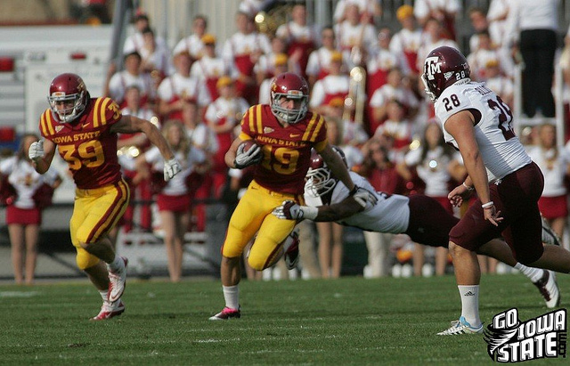 Usa today shows no love for the cyclones for Josh lenz