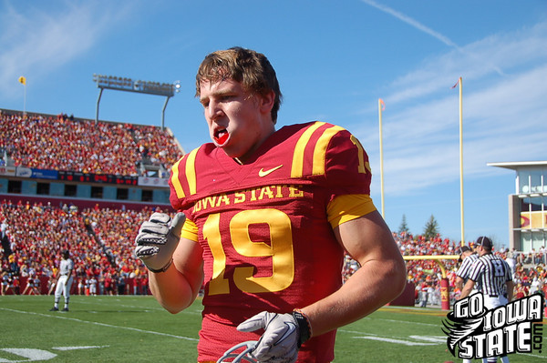 Listen cyclone players talk huskers more for Josh lenz