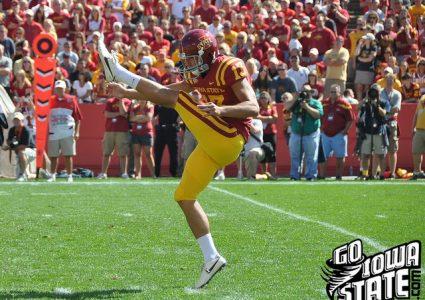 lg Kirby Van Der Kamp vs Iowa 2011