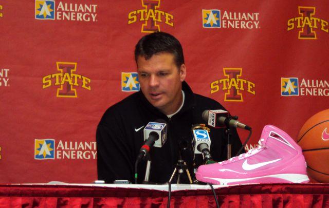 lg Mac Presser pink shoes