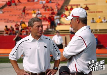 lg Paul Rhoads and Kirk Ferentz