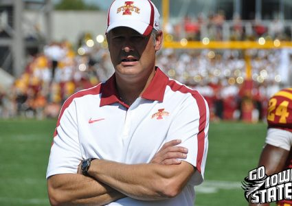 lg Paul Rhoads close vs Iowa 20111