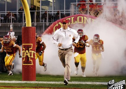 lg Paul Rhoads enters JTS