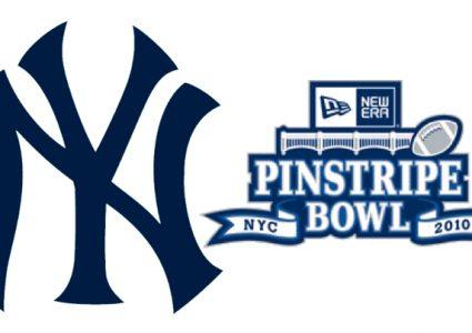 lg Pinstripe Bowl