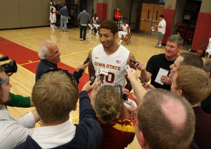 lg Royce White Media Day 2011
