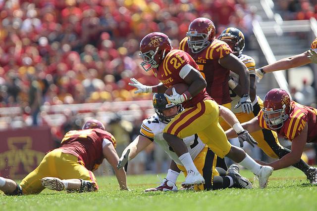 lg Shontrelle Johnson vs Iowa 2011