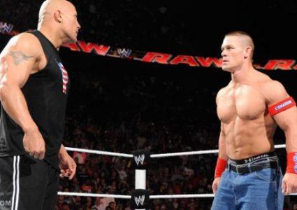 lg The Rock vs John Cena