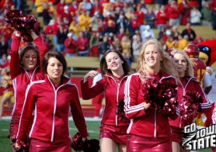 lg cheerleaders